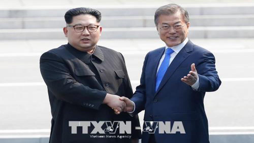 Hàn Quốc đề nghị Liên Hợp quốc hỗ trợ quá trình phi hạt nhân hóa bán đảo Triều Tiên